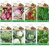 alkarty winter vegetable seeds kit-5 for...