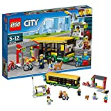 #4: Lego Bus Station