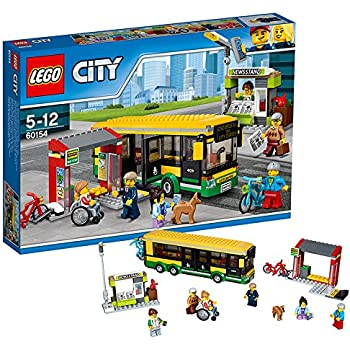 lego city 60154 la gare routi re giochi e. Black Bedroom Furniture Sets. Home Design Ideas