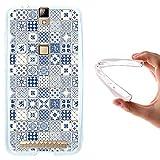 WoowCase Elephone P8000 Hülle, Handyhülle Silikon für [ Elephone P8000 ] Gemischte Schindeln Handytasche Handy Cover Case Schutzhülle Flexible TPU - Transparent
