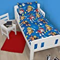 Character World Paw Patrol Rescue Junior Duvet Set, Multi-Colour - inexpensive UK light store.