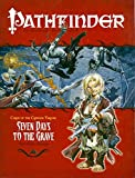 Pathfinder #8  Curse of the Crimson Throne: Seven Days to the Grave (Pathfinder Curse of the Crimson Throne): Curse of the Crimson Throne - Seven Days to the Grave v. 8