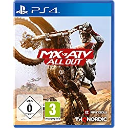 THQ MX vs. ATV All Out PS4