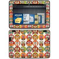 DecalGirl - Skin adhesivo para Kindle Fire HDX 8,9 (3ª generación - modelo de 2013), diseño Owl Family
