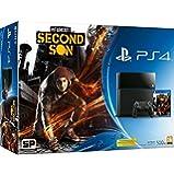 Console PS4 500 Go + InFamous : Second Son