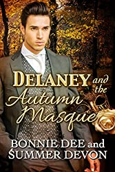 Delaney and the Autumn Masque (Victorian Holiday Hearts Book 4)