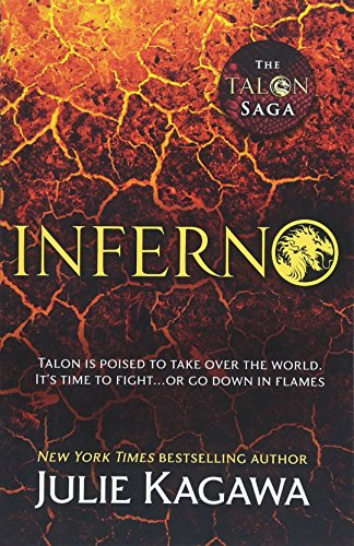 Inferno (The Talon Saga, Band 5)