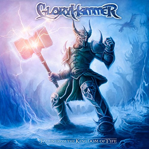 Gloryhammer: Tales From The Kingdom Of Fife (Audio CD)