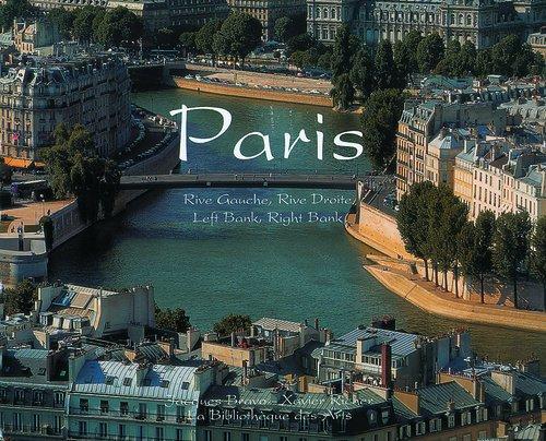 Paris : Rive Gauche, Rive Droite par Jean Alberti
