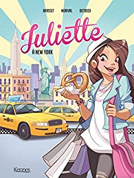 Juliette à New York par Rose-Line Brasset