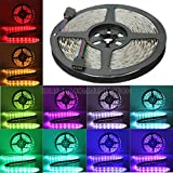 K3 5M RGB 5050 NON WATERPROOF 150 LED STRIP,24 KEYIR REMOTE CONTROLLER POWER SUPPLY