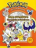 Mes coloriages Pokémon – Une aventure légendaire et fabuleuse...