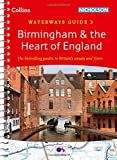 Birmingham & the Heart of England No. 3 (Collins Nicholson Waterways Guides)