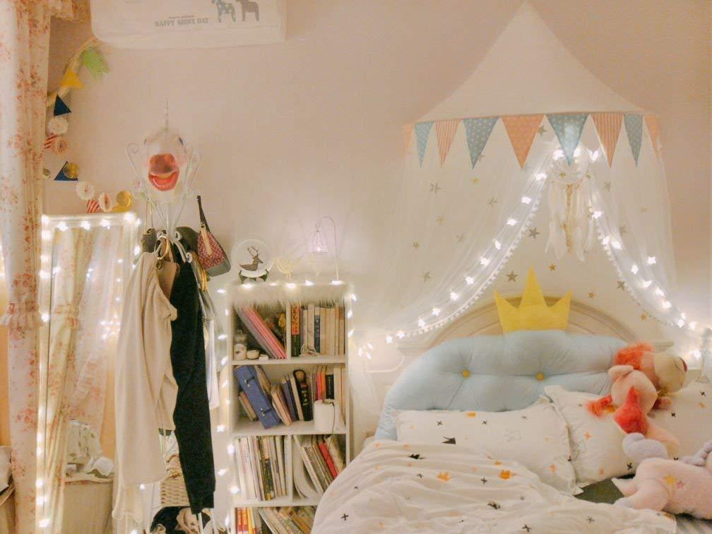 Letto Con Zanzariera : Set da letto pezzi con zanzariera animali color crema modeperes