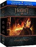 Le Hobbit - La trilogie [Version longue - Blu-ray 3D + Blu-ray +...