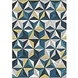 BAGEHUA Moderne Géométrique Salon Table Basse Chambre Tapis Literie Couverture...