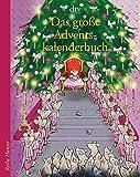 Das große Adventskalenderbuch Die Weihnachtsmäuse und die Prinzessin, die schon alles hatte (Reihe Hanser, Band 62472)