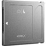 Angelbird Atom X SSDMINI 500 GB SSD Festplatte für Atomos