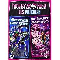 Pack Monster High: Monstruitas Sobre Ruedas + Un Romance Monstruoso