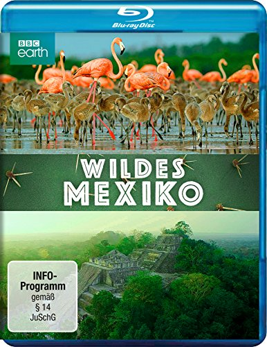 Wildes Mexiko  (BBC Earth) [Blu-ray]