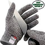 Schnittfest Handschuhe Küche oder Arbeit Sicherheit Handschuhe