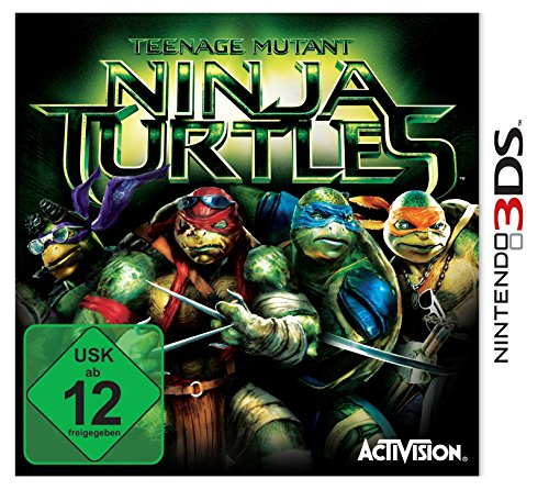 Teenage Mutant Ninja Turtles - The (Spiele Ninja Video Turtle)