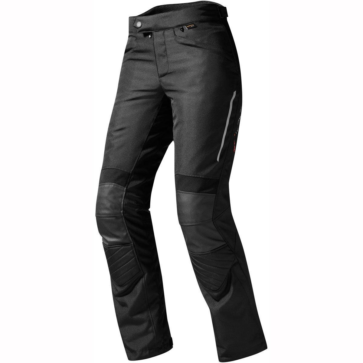 REV'IT Factor 3 Ladies Pantaloni - 38 - Lungo, Nero