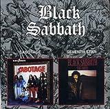 Black Sabbath : Sabotage / Seventh Star (import)