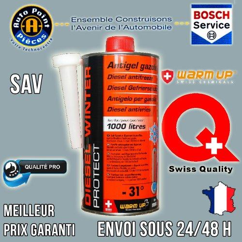 Preisvergleich Produktbild Warm Up Diesel-Gefrierschutz, Frostschutzmittel, bis -31°C