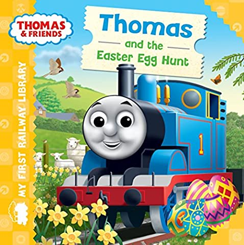 Thomas & Friends: My First Railway Library: Thomas and the Easter Egg Hunt - Easter Eggs Tie