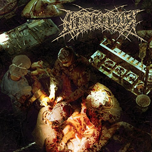 Malignant Tumour Ablation-Dirty Blood Scalpel [Explicit]