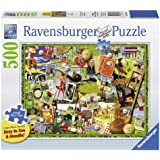 Ravensburger 14884 - Golf (XXL-Teile) - Puzzle 500 Teile