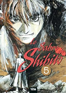 Le Sabre de Shibito Edition simple Tome 5