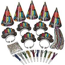 Unique Party Bolsa de cotillón para la fiesta de Año Nuevo 88b40ef8752