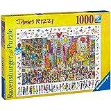 Ravensburger 19069 - James Rizzi - Times Square