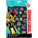 Undercover tfuv0031–Conjunto de pegatinas grande, Transformers
