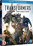Transformers: Age of Extinction [Blu-ray + Bonus Disc] [Region Free]