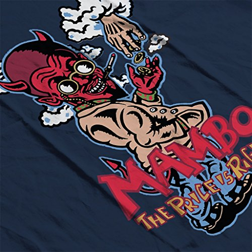 Mambo Price Is Right Women's T-Shirt Navy blue