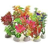 DIGIFLEX Set di piante miste per acquario 10x