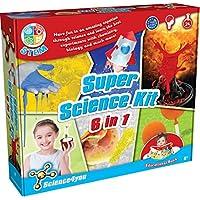 Science4you Super Science Kit 6 en 1 Juguete de Ciencia educativa
