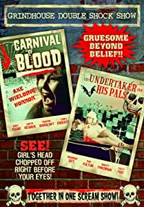 Grindhouse Double Shock Show: Carnival of Blood (1970) / The Undertaker And His Pals (1966) (DVD) (1966) (All Regions) (NTSC) (US Import)