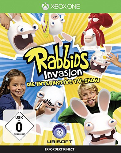 Ubisoft Rabbids Invasion [Edizione: Germania]