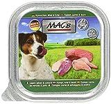 Mac's Kaninchen, Wild & Ente, 11er Pack (11 x 150 g)