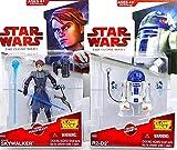 Star Wars The Clone Wars - Anakin Skywalker & R2-D2