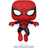 Funko- Pop Marvel: 80th-First Appearance Spider-Man Collectible Toy, Multicolor (46952)