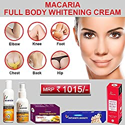 mckaley full body whitening cream