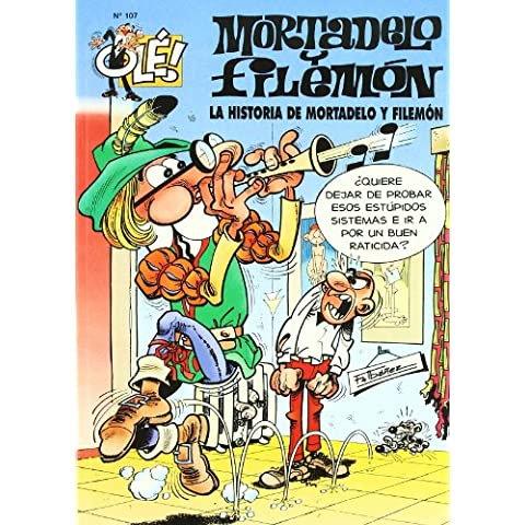 HISTORIA DE MORTADELO FILEMON, LA (OLE MORTADELO)