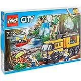 """LEGO UK 60160 """"Jungle Mobile Lab"""" Construction Toy"""