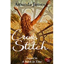 Cross Stitch (Time Travellers) by Amanda James (2015-11-07)
