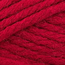 King Cole Big Value Super Chunky Knitting Wool 100g Ball (Wine - 20) by King Cole - King Cole Wool